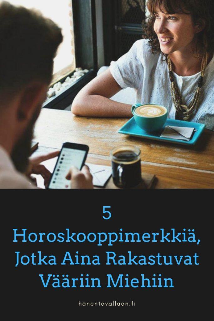 5 Horoskooppimerkkiä, Jotka Aina Rakastuvat Vääriin Miehiin